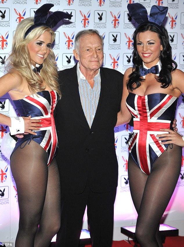 Hugh Hefner, Playboy-01