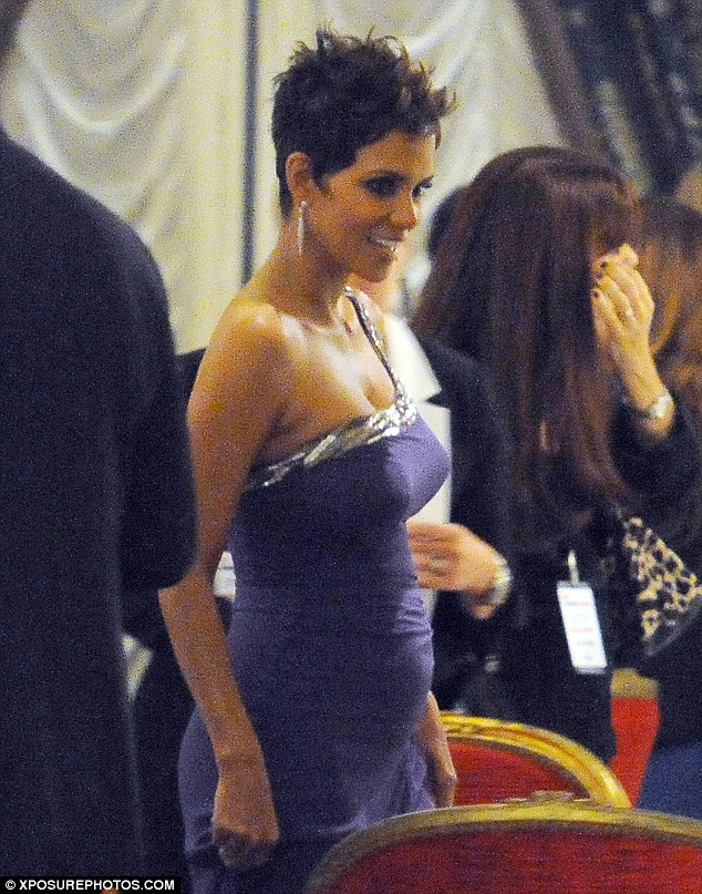 Halle Berry, tappeto rosso