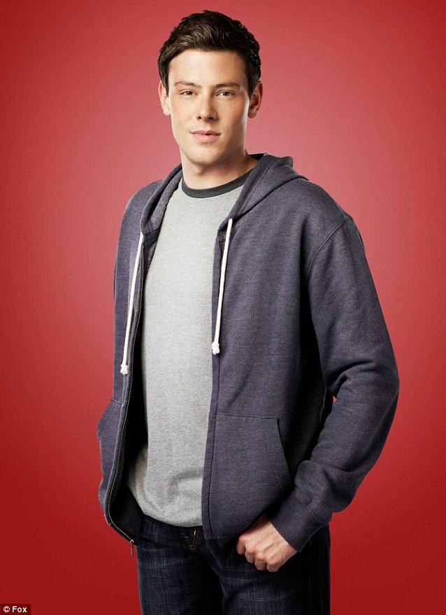 Cory Monteith,Glee morte