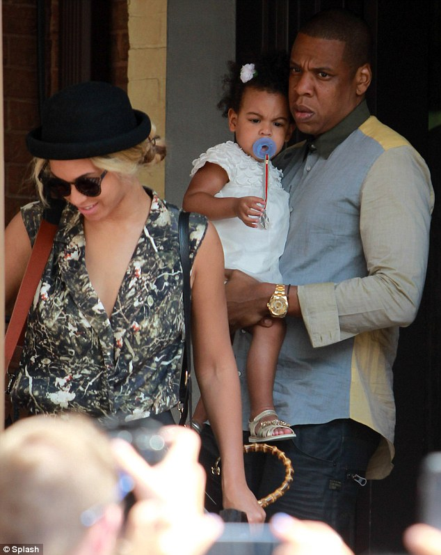 Jay-Z,Beyoncè,Blue Ivy