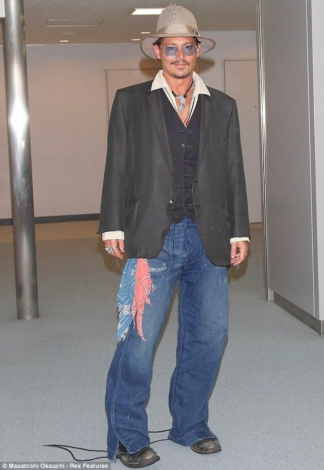 Johnny Depp, Amber Heard 3