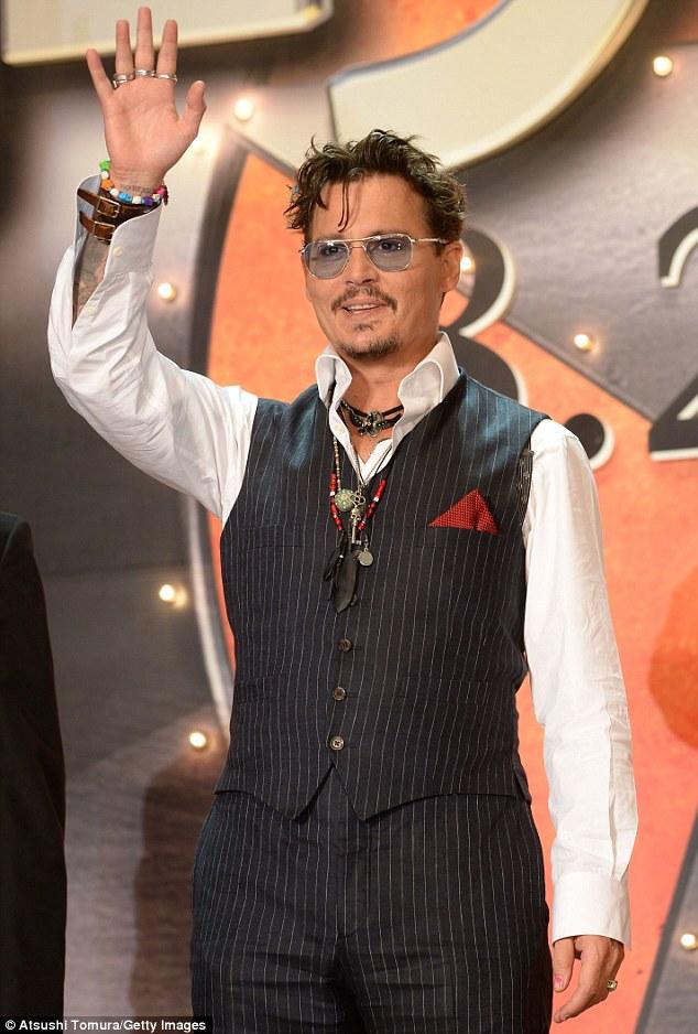 Johnny Depp, Amber Heard 4