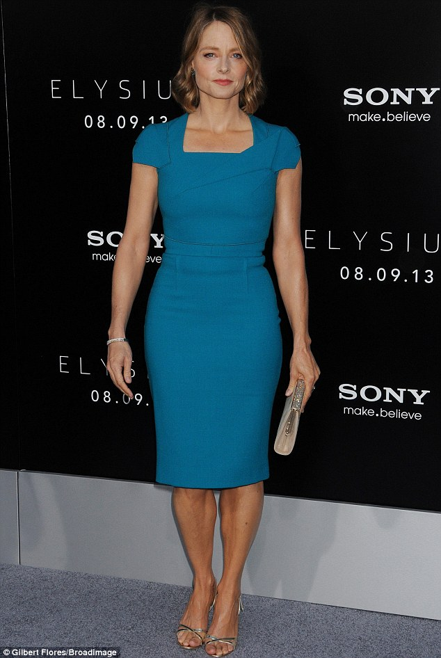 Jodie Foster Elysium 2