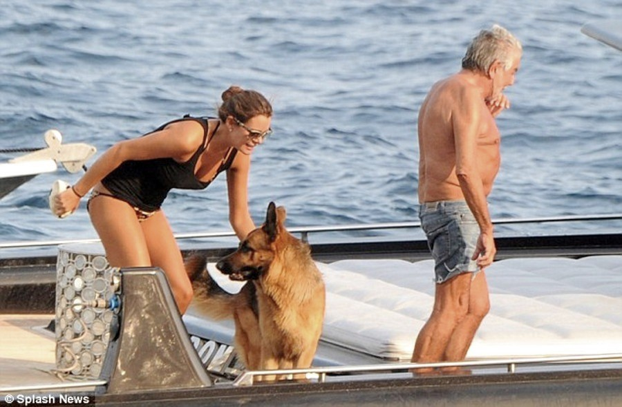roberto-cavalli-fidanzata-lisa-nilson-yacht