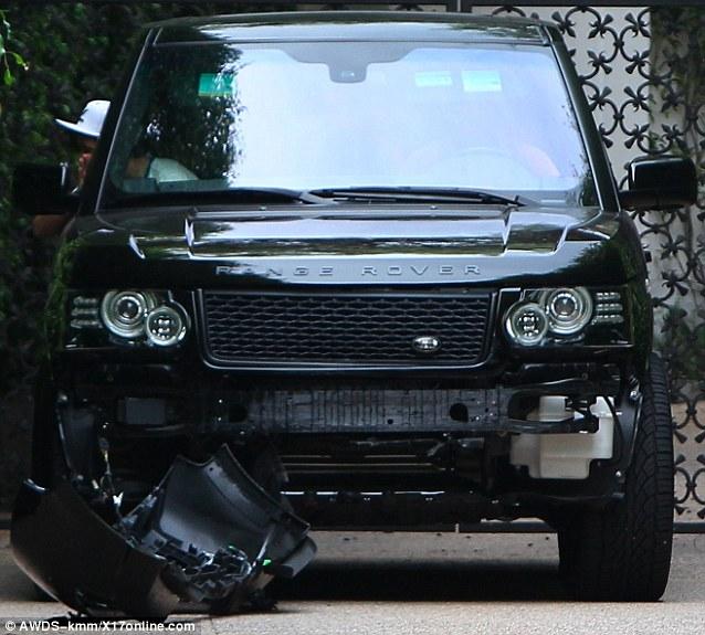David Beckham incidente 05