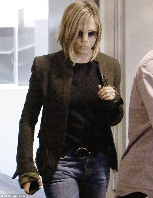 Jennifer Aniston, capelli 4