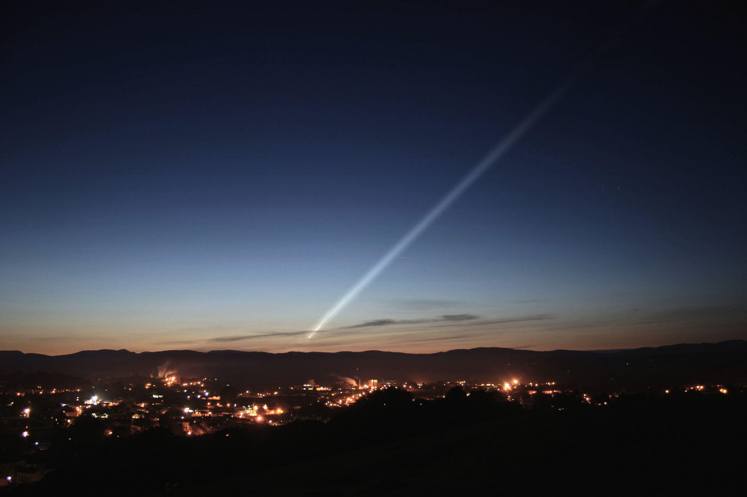 cometa-ISON-astronomia