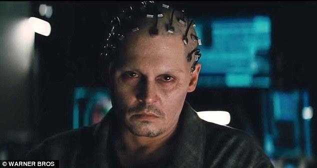 Johnny Depp - 1