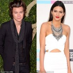 Kendall Jenner e Harry Styles