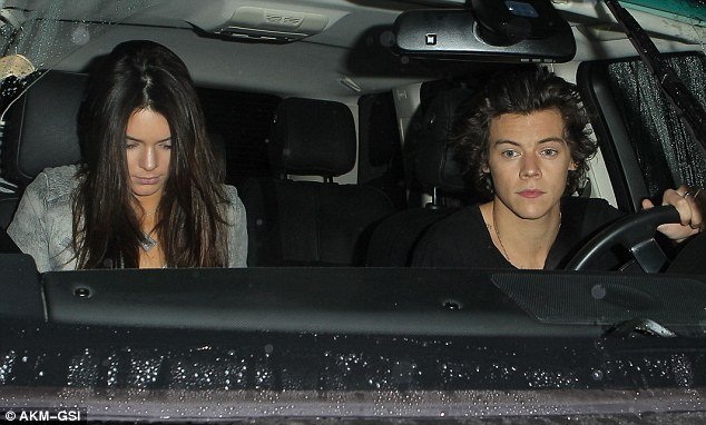 Kendall Jenner e Harry Styles