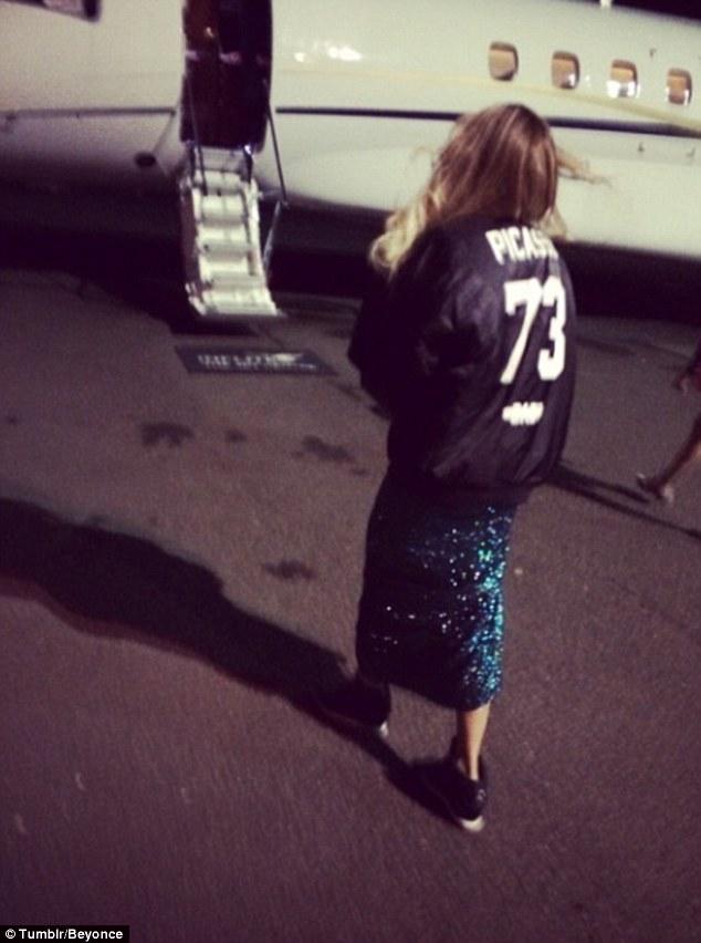 Beyonce, Londra 1