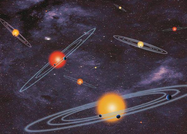 Il telescopio Kepler individua 715 nuovi esopianeti