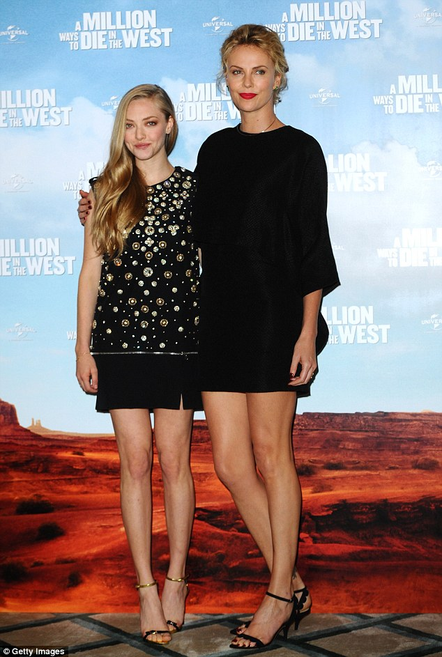 Charlize Theron,Amanda Seyfried