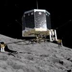 stele di Rosetta, sonda